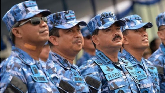 Tak Hanya Kompleks Paspampres, Jokowi juga Keok di Kompleks TNI AU Halim Perdanakusuma