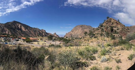 Big Bend National Park - The Chisos Basin