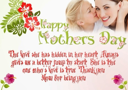 Mothers Day Beautiful Pictures 2017