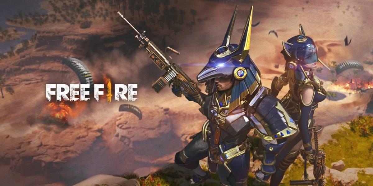 nova atualização free fire