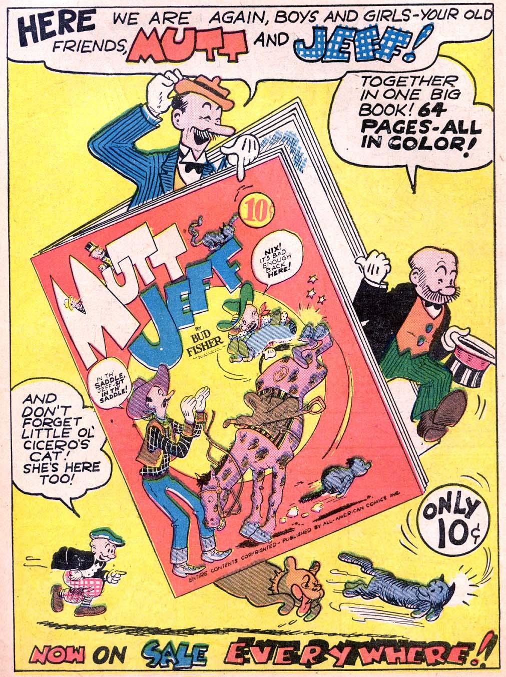 Read online All-American Comics (1939) comic -  Issue #30 - 52