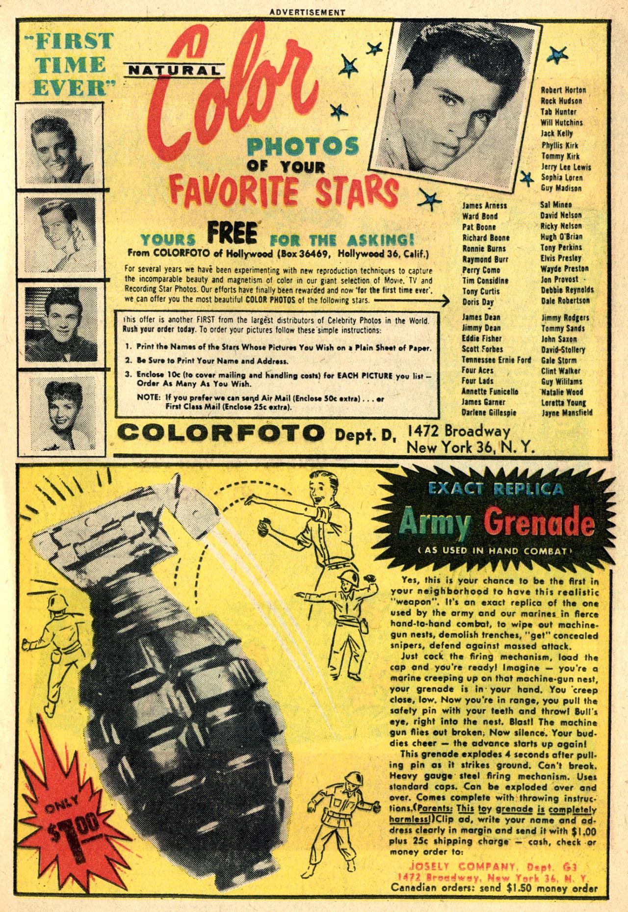 Read online Detective Comics (1937) comic -  Issue #265 - 33