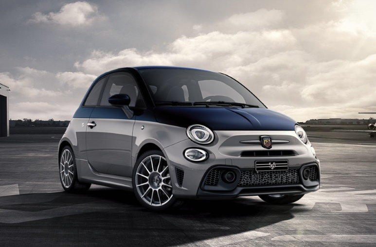 Abarth 595 2018 Couleurs Colors