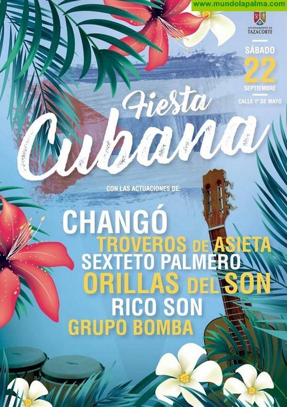 Fiesta Cubana en las Fiestas de San Miguel Arcángel 2018