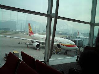 bandara international Hong Kong