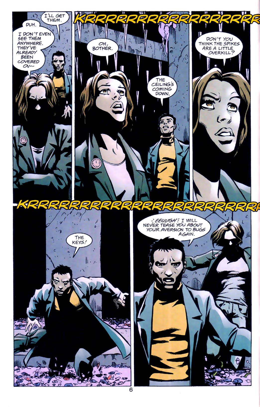 Read online Midnight, Mass comic -  Issue #5 - 7