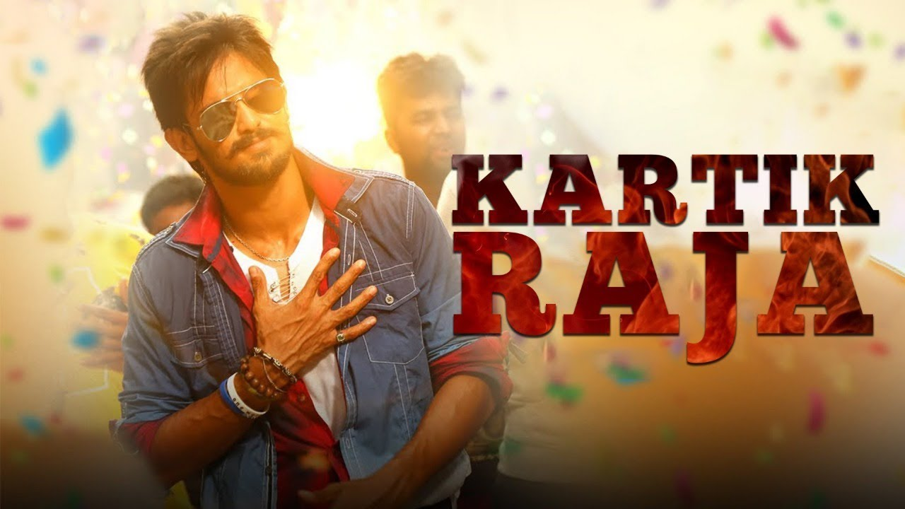 KARTIK RAJA (2019) Hindi Dubbed 720p HDRip 550MB