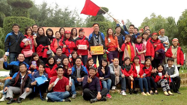 Du lịch Teambuilding - Cảm xúc, lắng đọng và gắn kết, Công Ty TNHH Du Lịch Hùng Vương