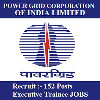 Power Grid Corporation of India Limited, PGCIL, Executive Trainee, Graduation, freejobalert, Sarkari Naukri, Latest Jobs, pgcil logo