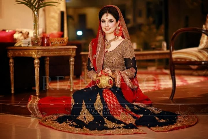 Red And Black Wedding Dresses 38 Best new pakistani red and