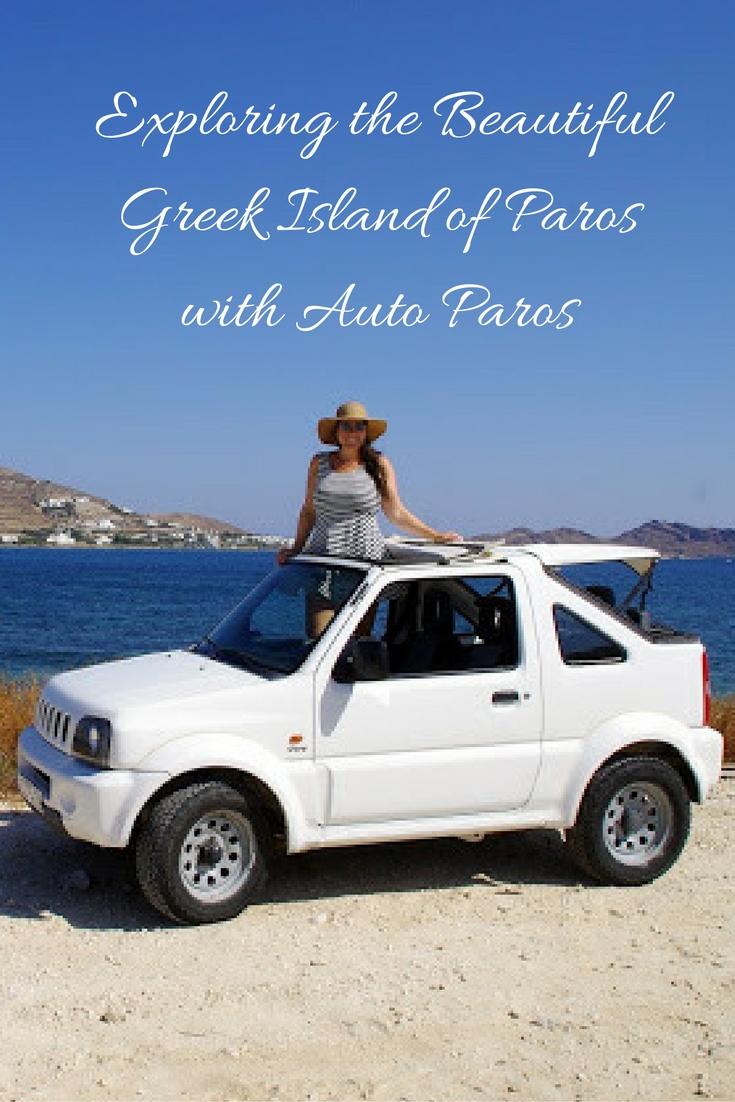 Exploring the Beautiful Greek Island of Paros with Auto Paros