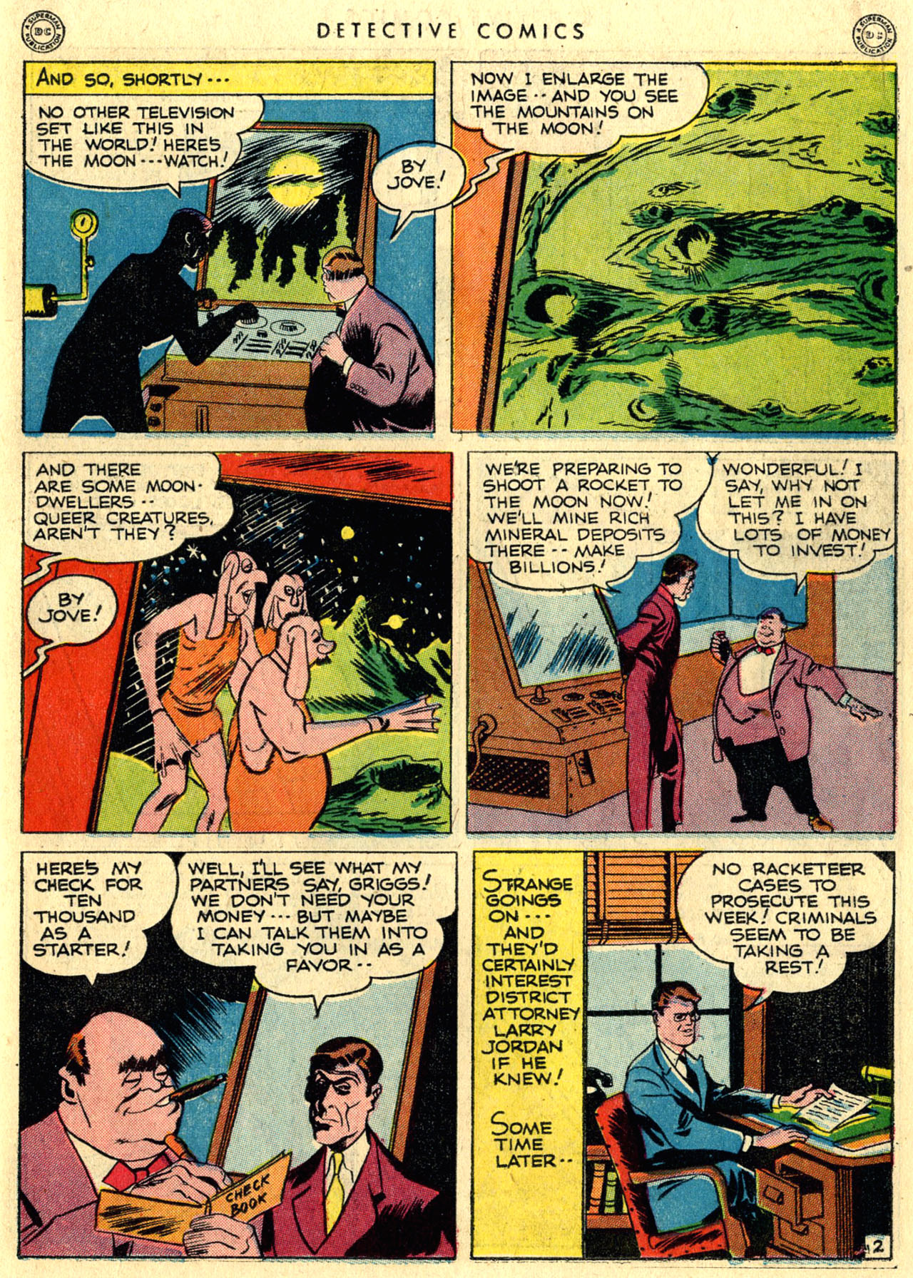 Read online Detective Comics (1937) comic -  Issue #118 - 29