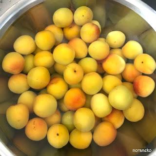 梅酒のレシピ|梅のあく抜き