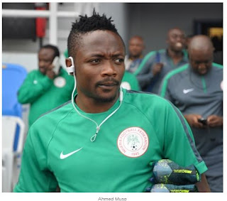 I'll Never Captain the Super Eagles Again – Ahmed Musa Speaks After Snubbing Armband from Onazi