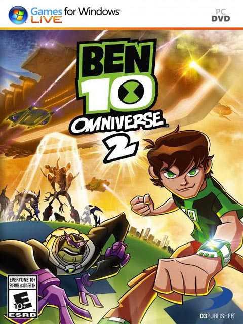 تحميل لعبة Ben 10 Omniverse 2 مضغوطة بروابط مباشرة كاملة مجانا