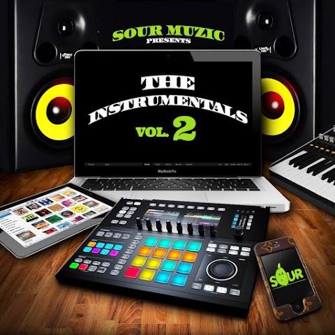 "New York City DJ/Producer Sour Muzic Releases New Beat Tape ""Sour Muzic Presents The Instrumentals Vol.2"