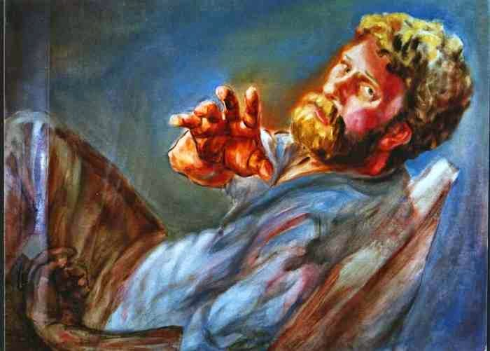 Самая важная картина. Paul Herman