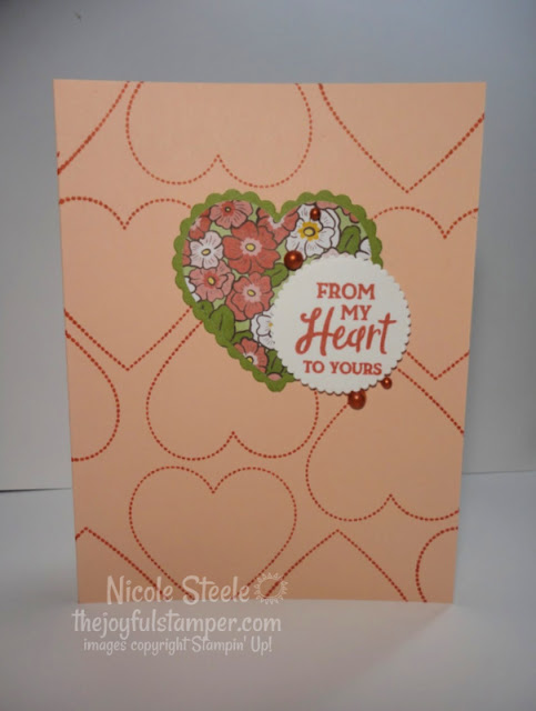 heartfelt stampin' up! 2020-2021 stampin' up! annual catalog cased cards nicole steele the joyful stamper independent stampin' up! demonstrator