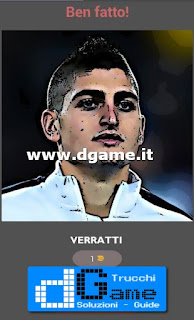 Soluzioni Guess The Football Player livello 45