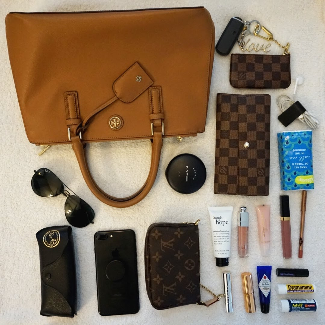 248b84aa5da5 What s in My Bag  Spring Edition
