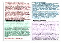 تحميل برجرافات متوقعة للثانوية العامة ,مستر احمد سعيد paragraphs for secondary 3