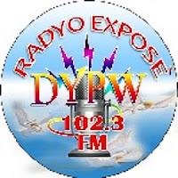 DYPW 102.3Mhz Radyo Expose logo