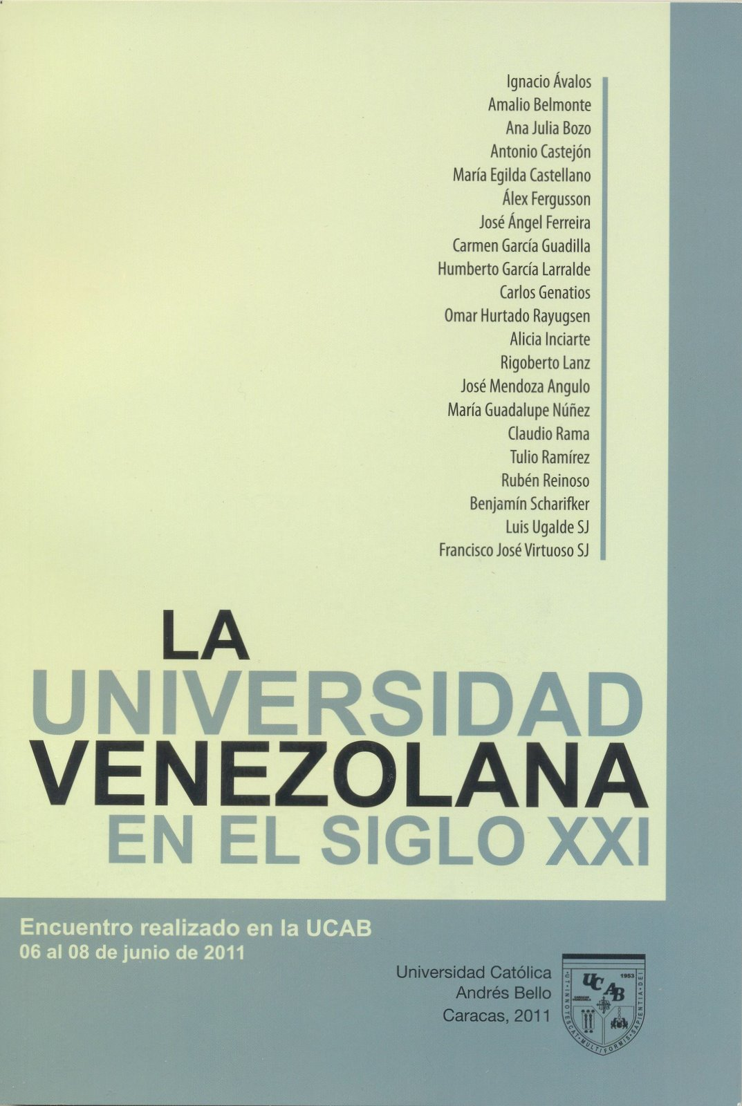 Libros Universidad Claudio Rama