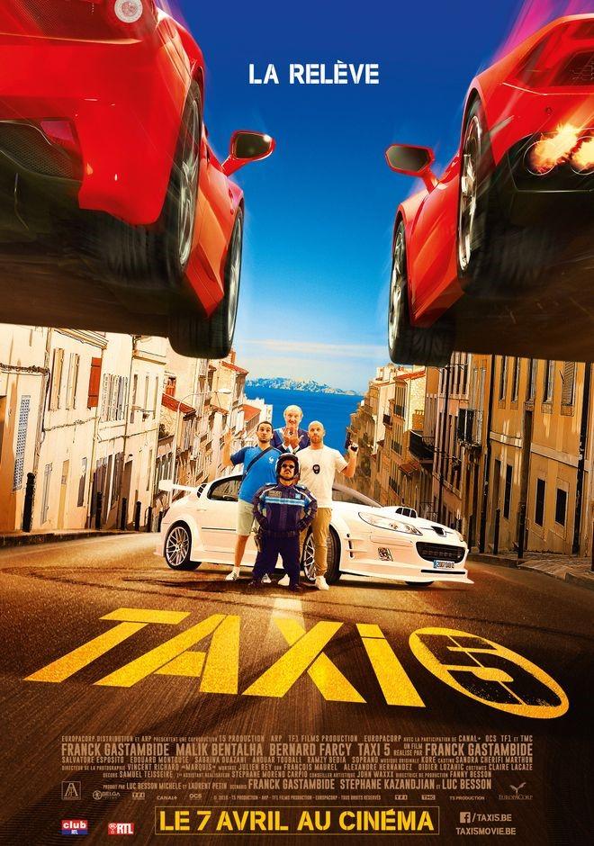 Quái Xế Taxi 5