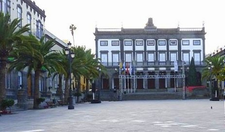Las Palmas de Gran Canaria.