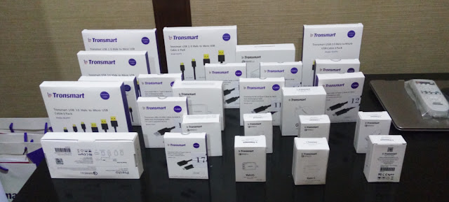 Tronsmart Now in the Philippines, Brings Quick Charge 3.0 Accessories and More