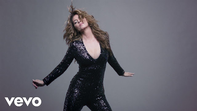 Shania Twain Premieres 'Swingin' With My Eyes Closed' Video