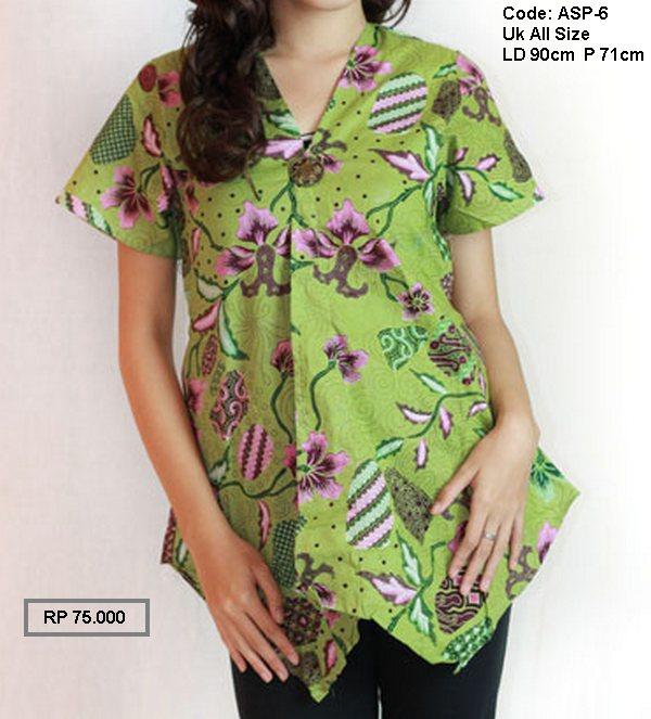 Gambar Model Batik Sarimbit Terbaru 2013: Model Baju Batik Terbaru