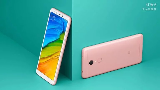 , Peluncuran Global Xiaomi Redmi 5 di bulan Februari, KingdomTaurusNews.com - Berita Teknologi & Gadget Terupdate