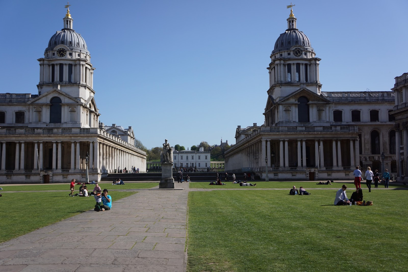 greenwich university buildings