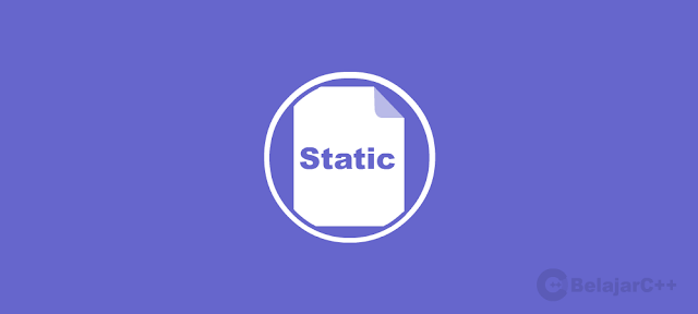 Static Variable