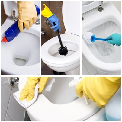 housekeeping sop hotel housekeeping w c or toilet cleaning. Black Bedroom Furniture Sets. Home Design Ideas