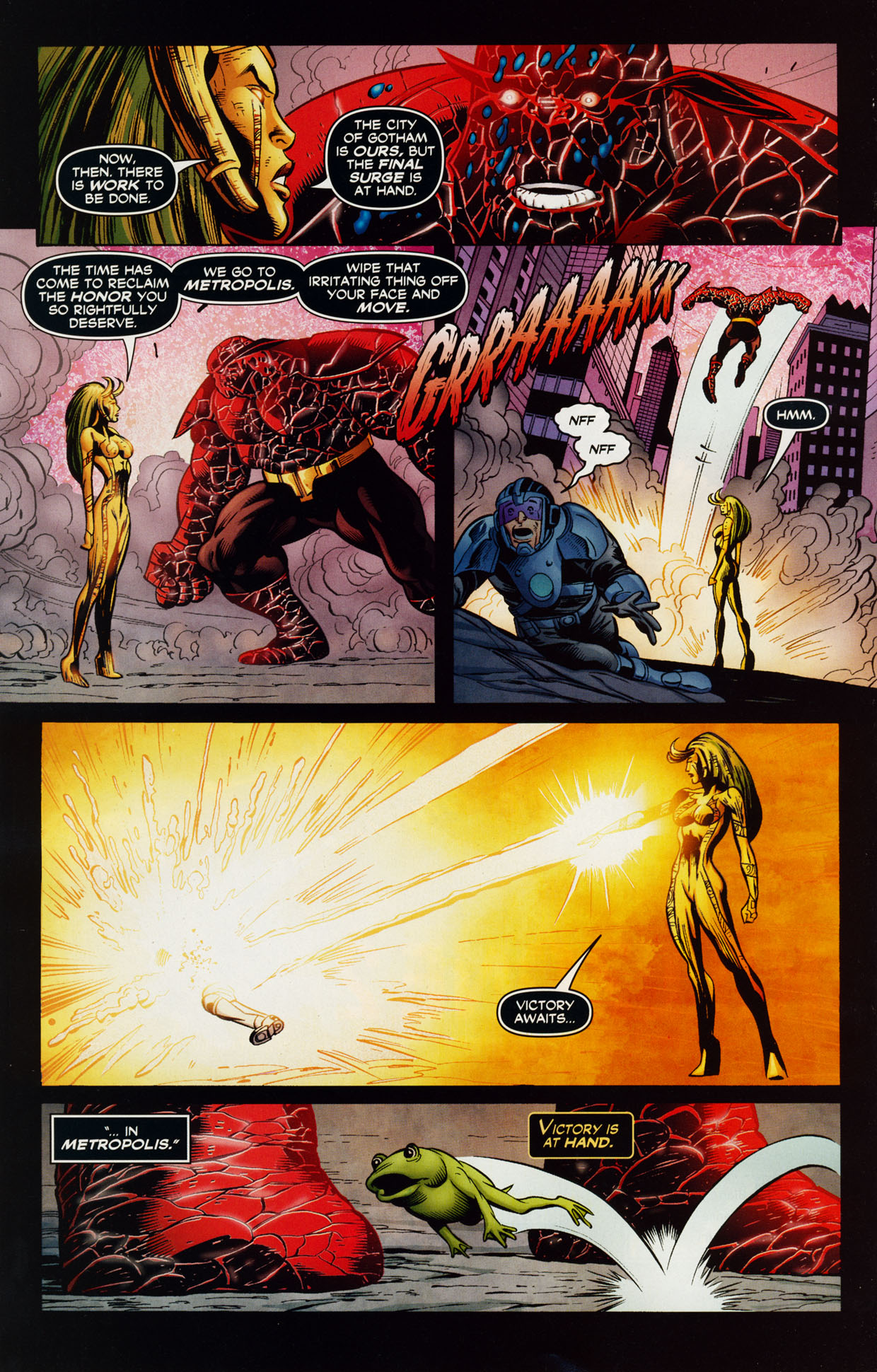 Read online Trinity (2008) comic -  Issue #39 - 24