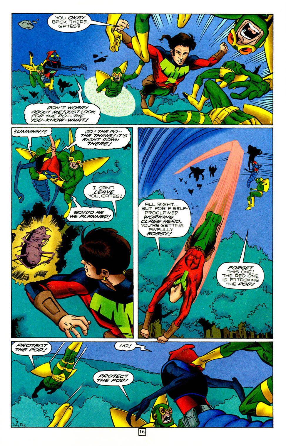 Legion of Super-Heroes (1989) 97 Page 15