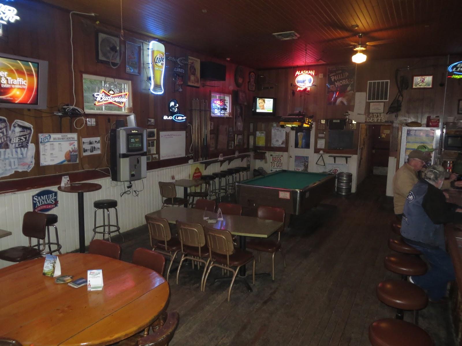 Seattlebars org: #2395 - Exchange Tavern, Spanaway, WA - 1