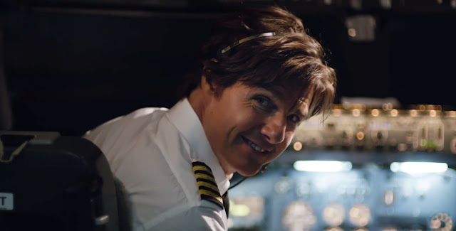 "Tom Cruise is a cocksure pilot, again, in ""American Made"""