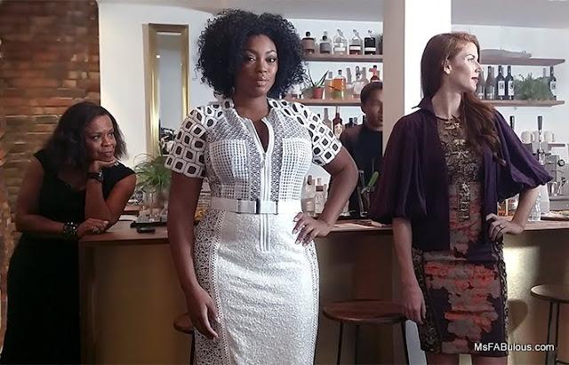 byron lars white dress