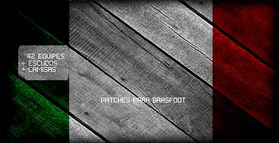 Atualização Patch da Itália - Junho - Brasfoot 2016