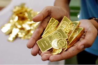 Emas Batangan dan Emas Koin