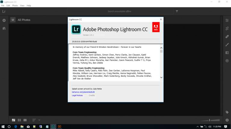 Adobe Lightroom CC 2019 2.0.1 Full Free Download