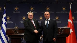 Η Ελληνική εξωτερική πολιτική και ο κίνδυνος ατυχήματος με την Τουρκία