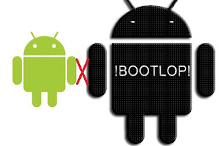 Memperbaiki Smartphone Android Yang GAGAL Booting-Bootloop