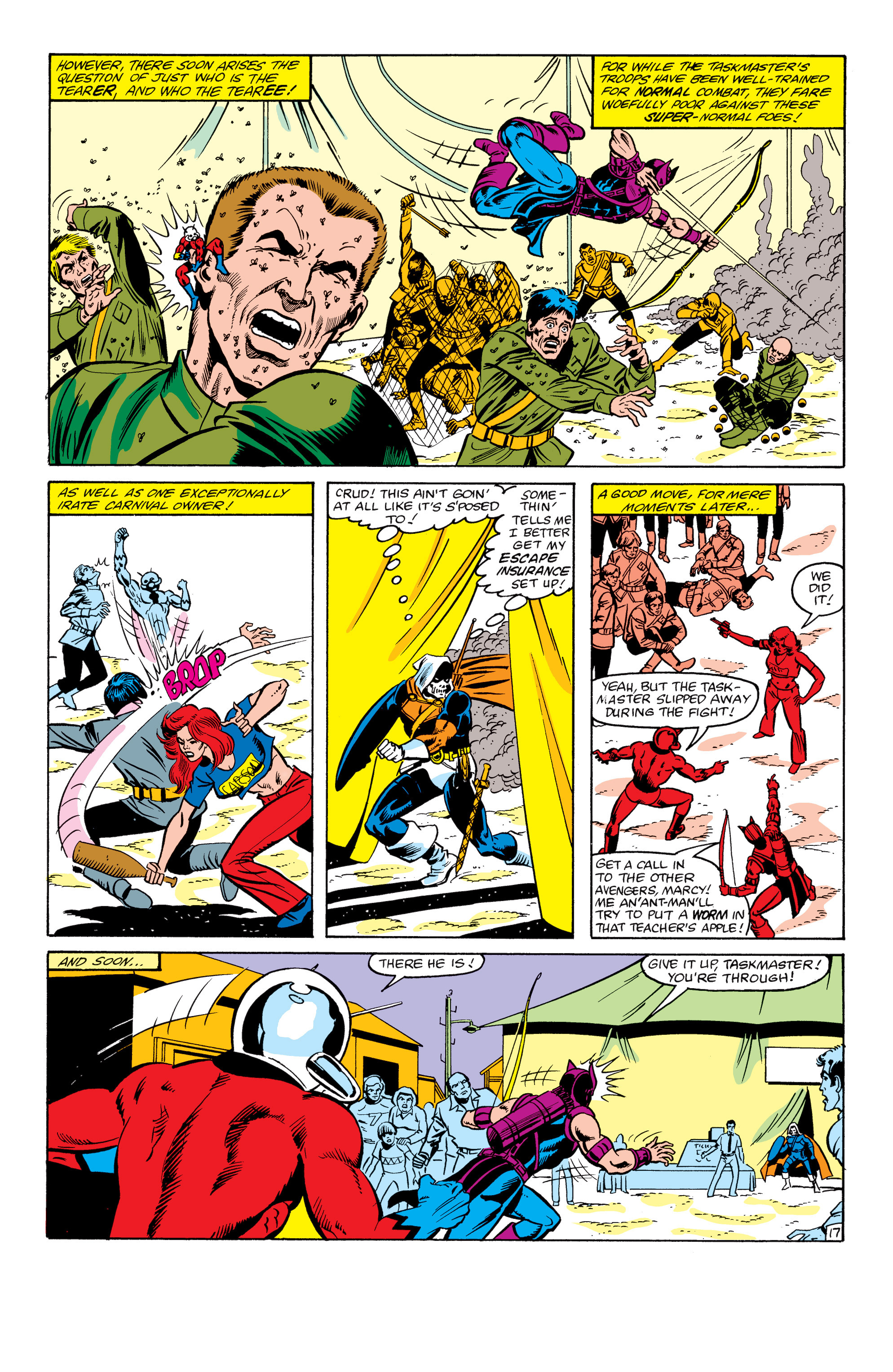 Read online Ant-Man comic -  Issue #Ant-Man _TPB - 222