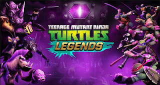 Ninja Turtles Legends v1.2.0 APK [MOD MONEY]