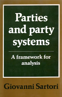 Parties and party system: a framework for analysis - G. Sartori