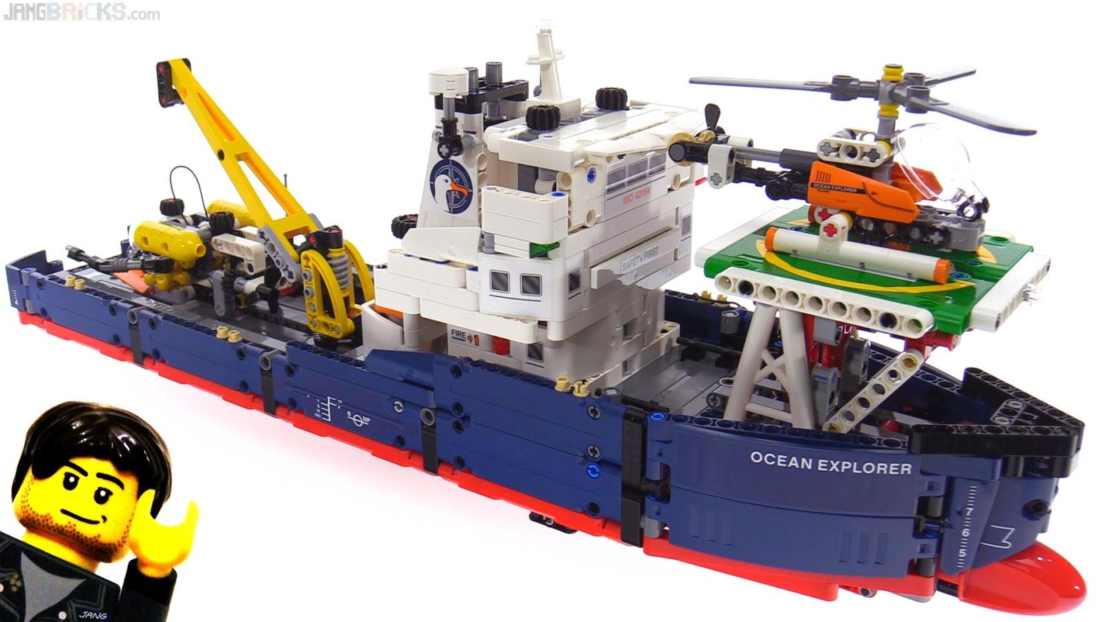 LEGO Technic Ocean Explorer review 42064